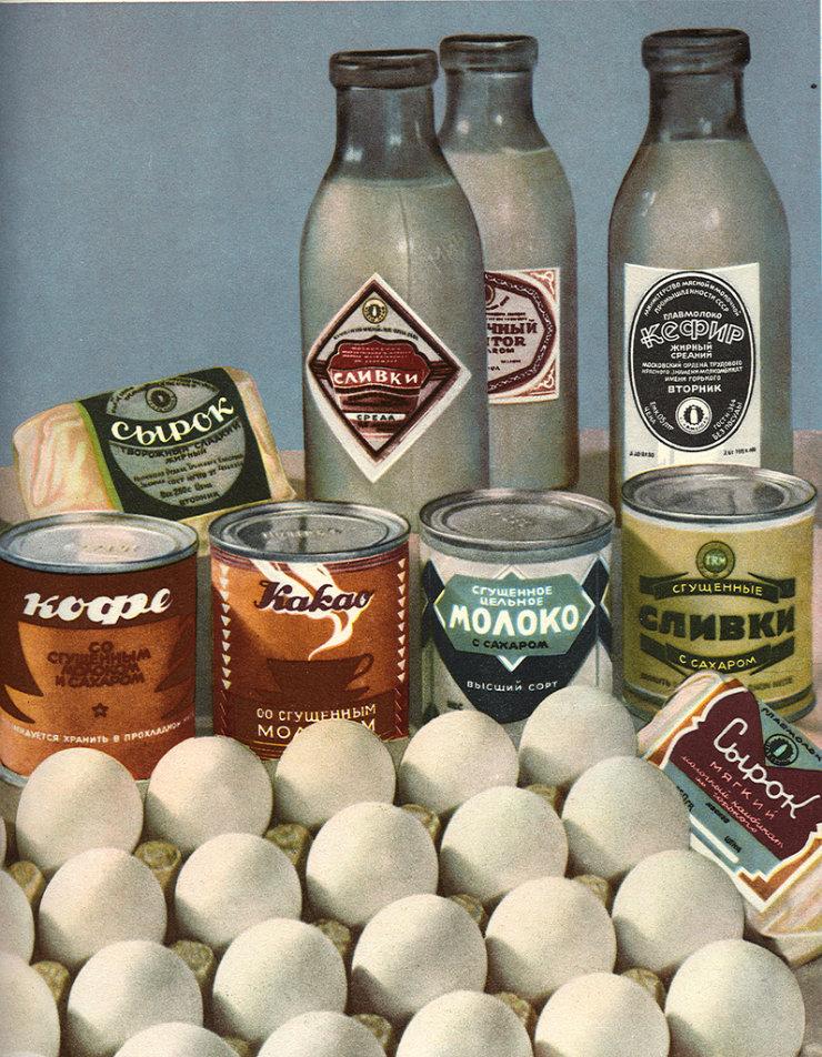 Soviet food